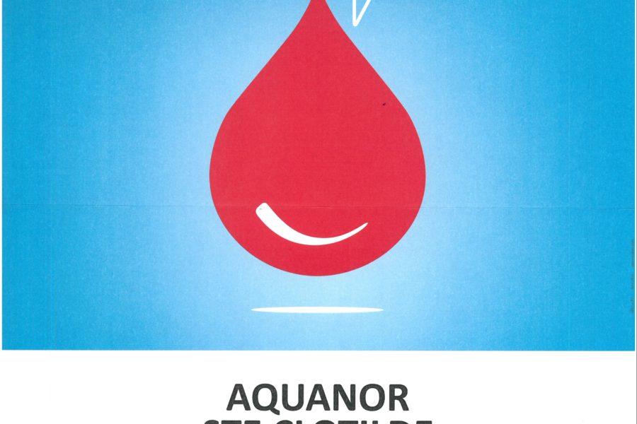 Don du Sang – Aquanor