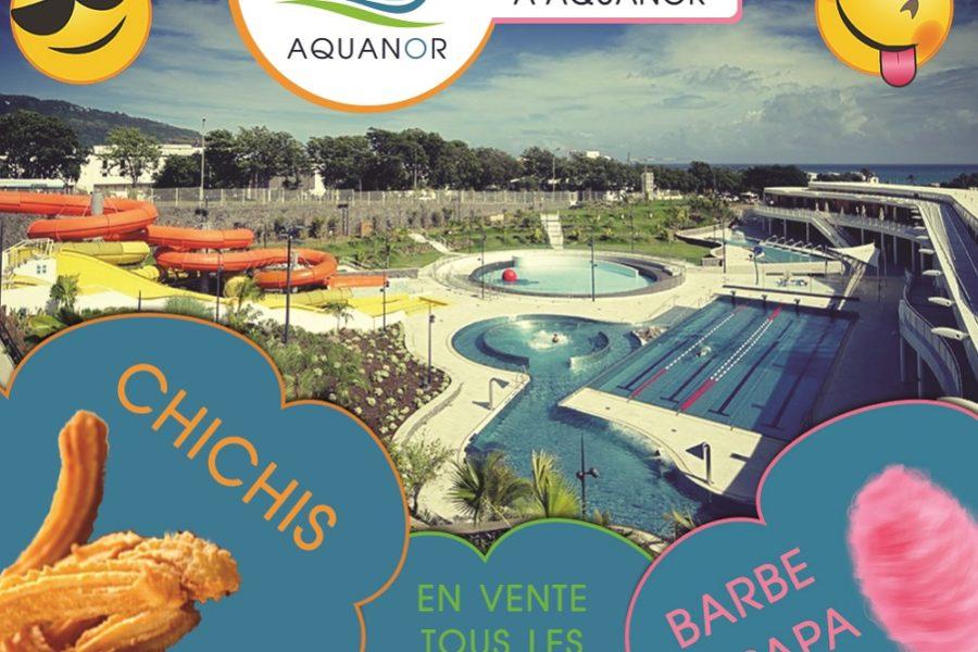 Les vacances à Aquanor