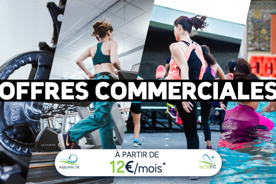 OFFRES COMMERCIALES