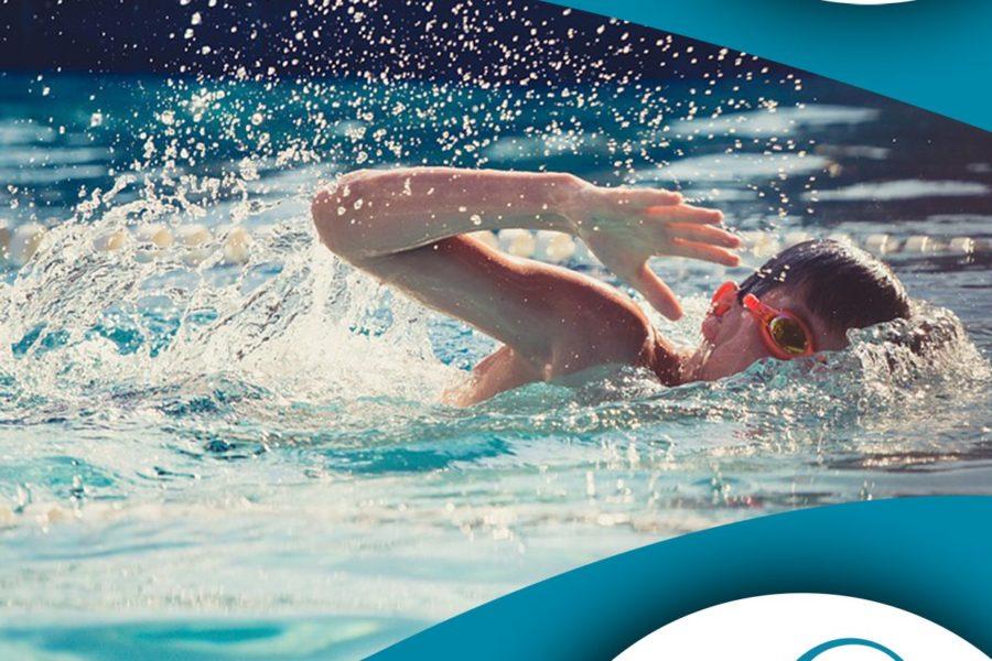 Inscription : cours de natation enfant